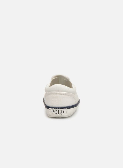 Pantoffels Polo Ralph Lauren Bal Harbour II Layette Wit rechts