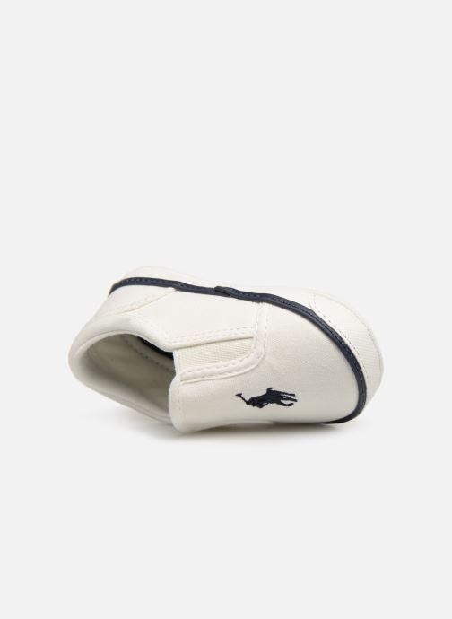 Pantoffels Polo Ralph Lauren Bal Harbour II Layette Wit links