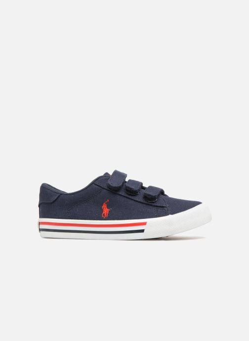 Sneakers Polo Ralph Lauren Easten EZ Azzurro immagine posteriore