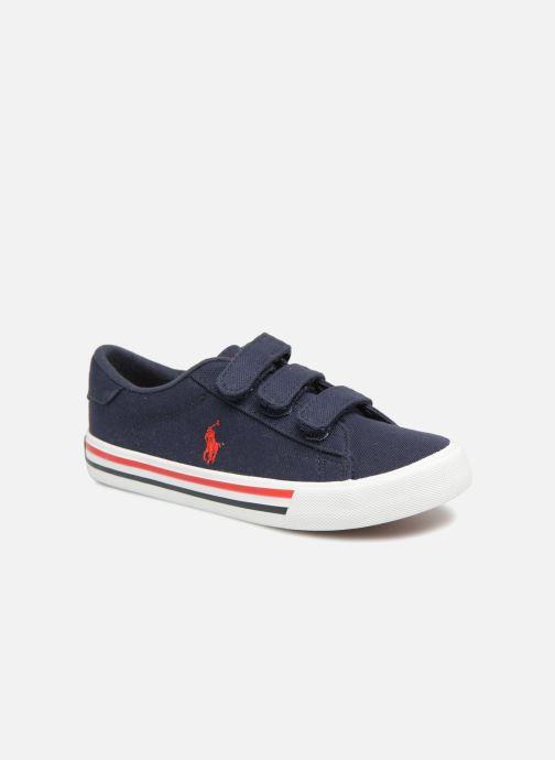 Sneakers Polo Ralph Lauren Easten EZ Azzurro vedi dettaglio/paio
