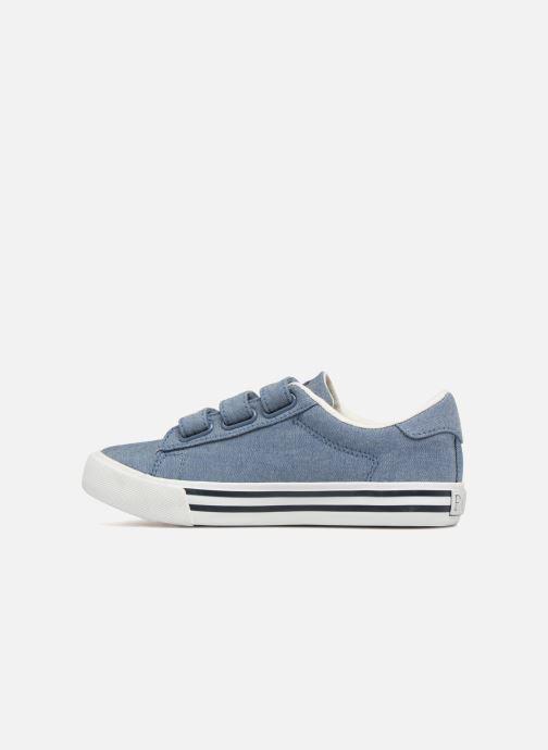 Sneaker Polo Ralph Lauren Easten EZ blau ansicht von vorne