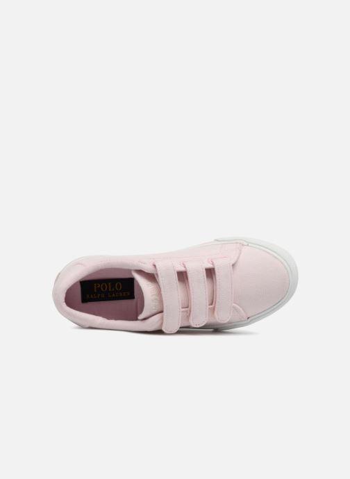 Sneakers Polo Ralph Lauren Easten EZ Roze links