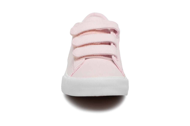 Trainers Polo Ralph Lauren Easten EZ Pink model view