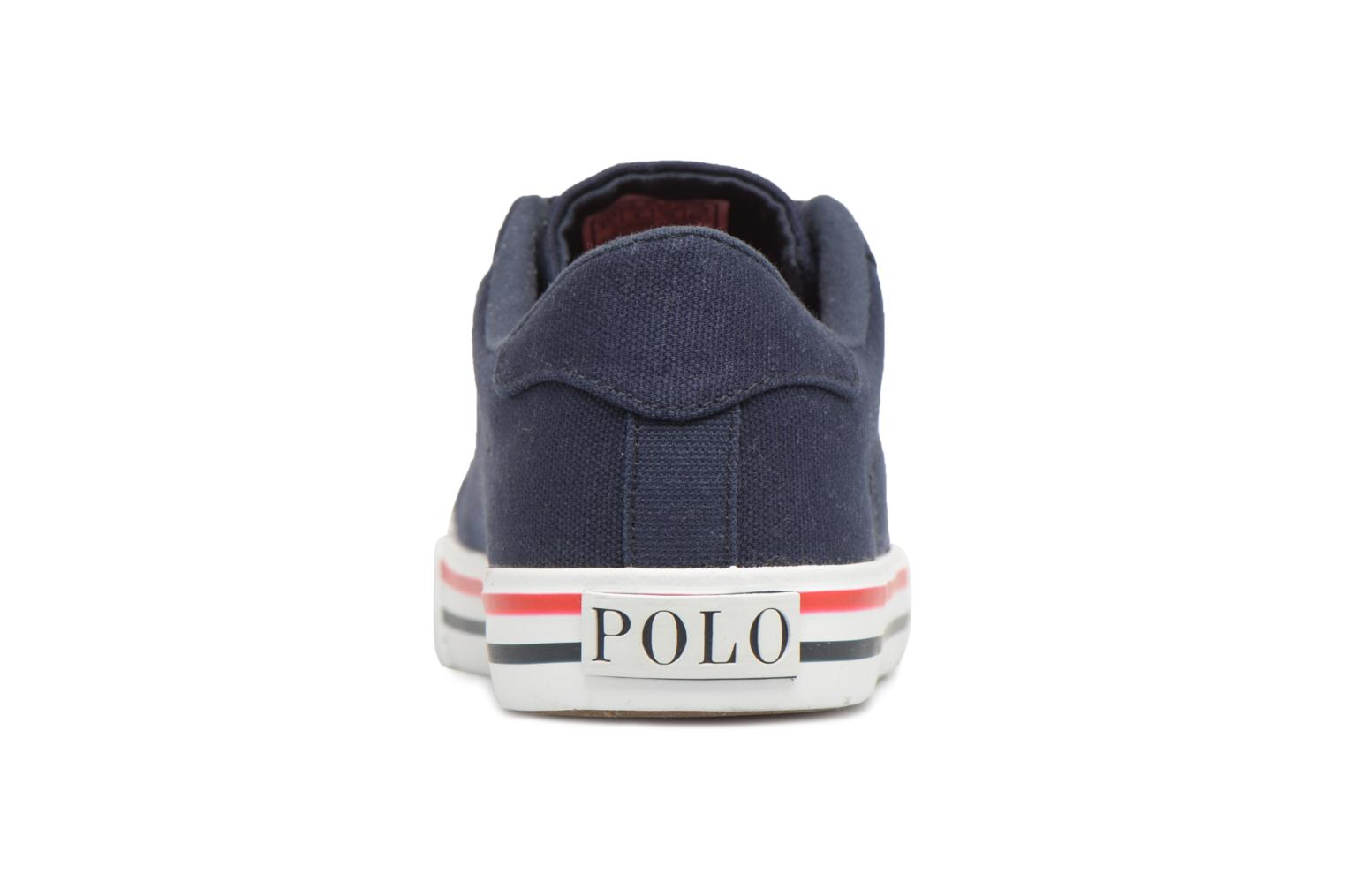 Trainers Polo Ralph Lauren Easten Blue view from the right