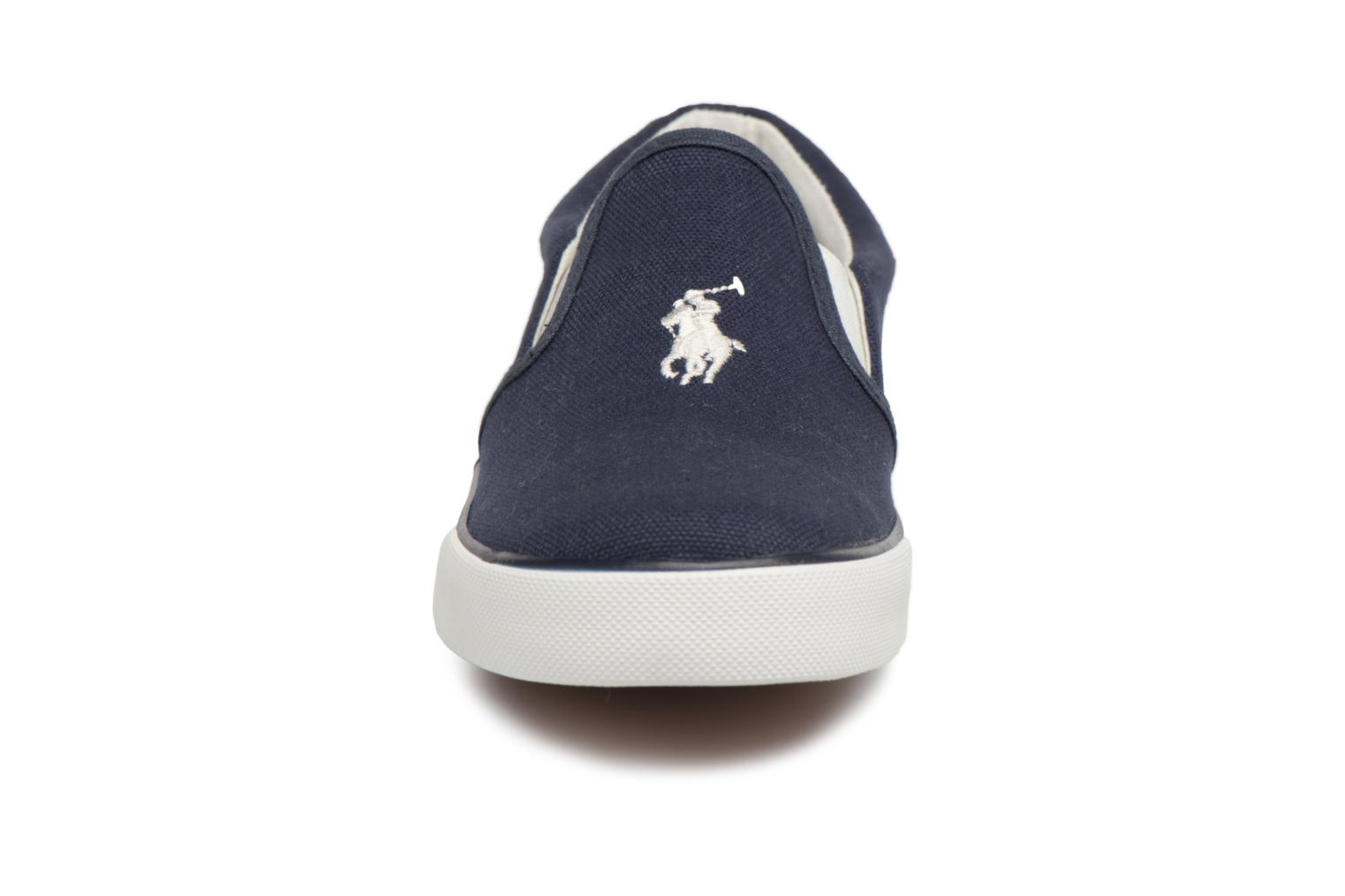 Trainers Polo Ralph Lauren Bal Harbour II Blue model view