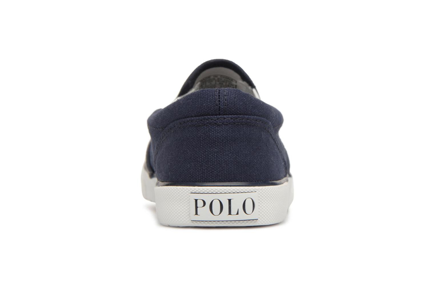 Trainers Polo Ralph Lauren Bal Harbour II Blue view from the right