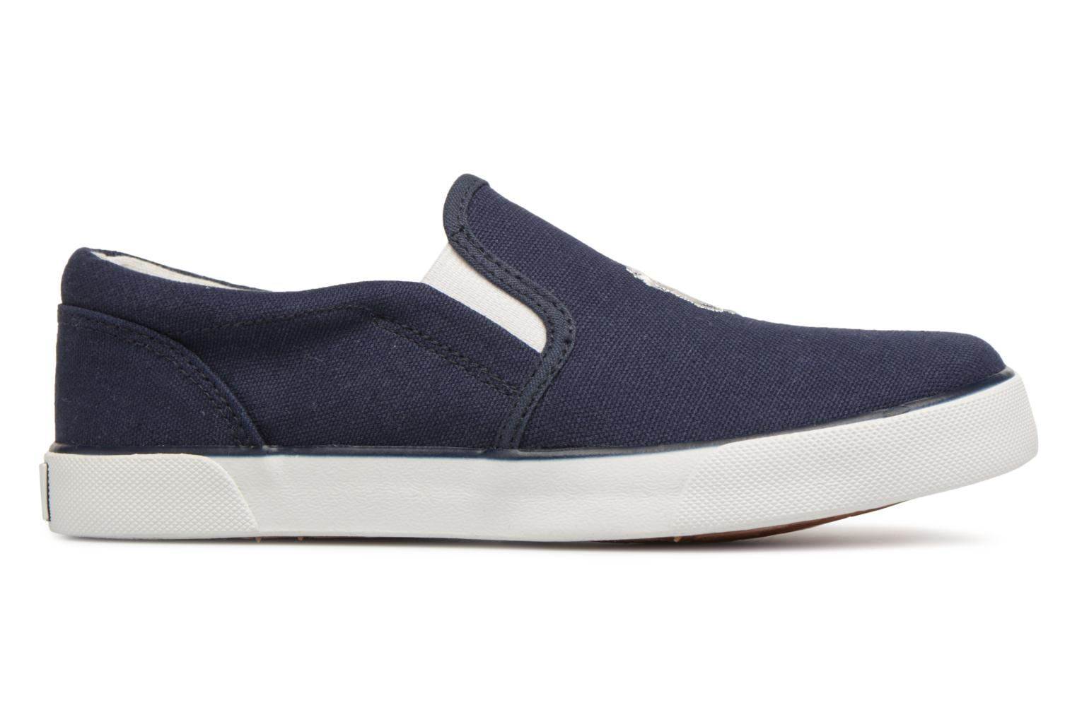 Trainers Polo Ralph Lauren Bal Harbour II Blue back view