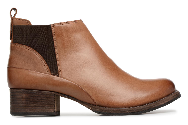 Bottines et boots Clarks Monica Pearl Marron vue derrière