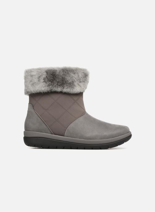 Ankle boots Clarks Cabrini Reef Grey back view
