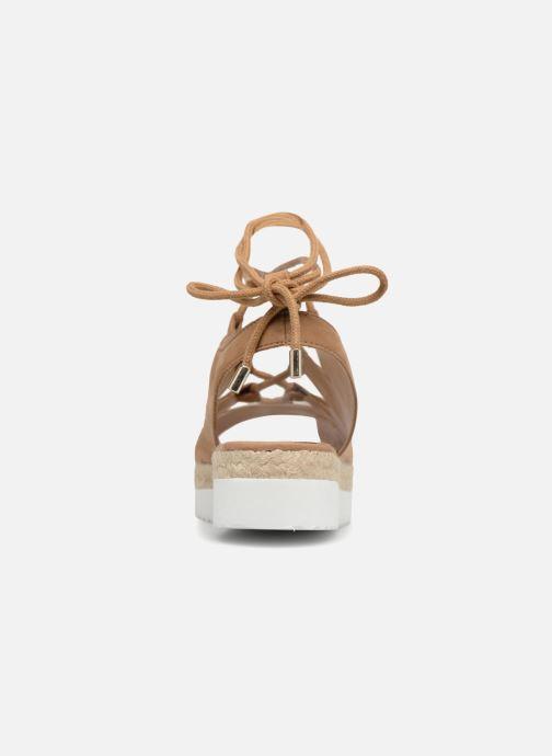 Sandales et nu-pieds Aldo AFIGOWET 21 Beige vue droite