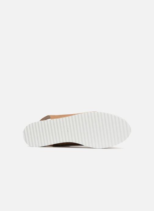 Sandales et nu-pieds Aldo AFIGOWET 21 Beige vue haut