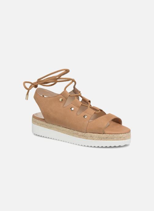 Sandales et nu-pieds Aldo AFIGOWET 21 Beige vue détail/paire