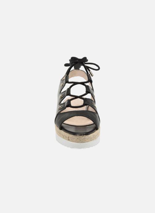 Sandales et nu-pieds Aldo AFIGOWET 97 Noir vue portées chaussures