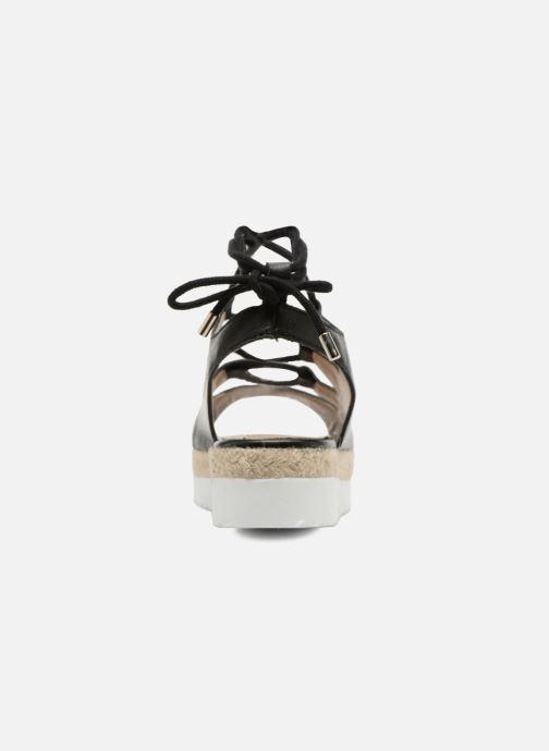 Sandales et nu-pieds Aldo AFIGOWET 97 Noir vue droite