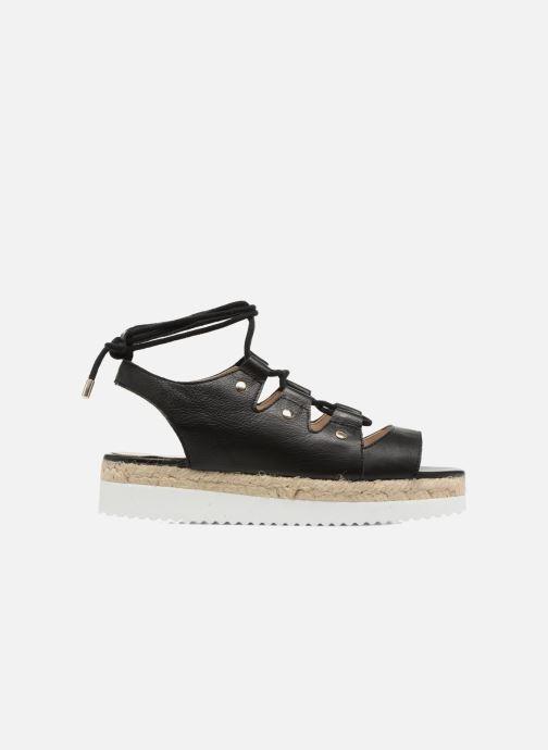 Sandales et nu-pieds Aldo AFIGOWET 97 Noir vue derrière