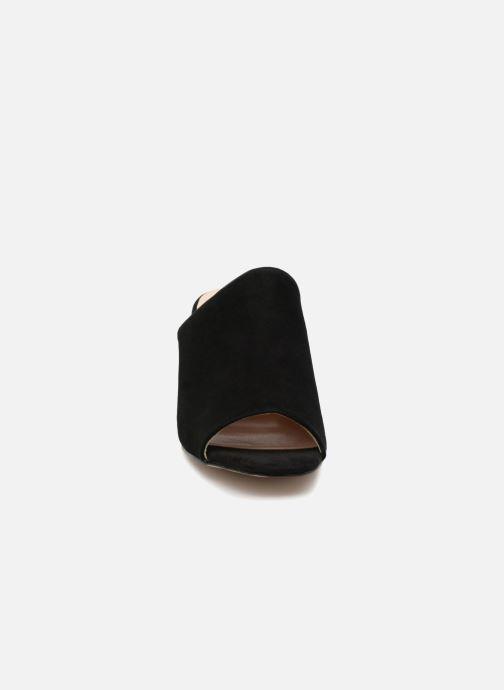Mules et sabots Aldo ALASKA 91 Noir vue portées chaussures