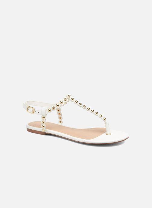 Sandales et nu-pieds Aldo BALATA 70 Blanc vue détail/paire