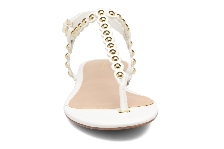 Sandali e scarpe aperte Aldo BALATA 70 Bianco modello indossato