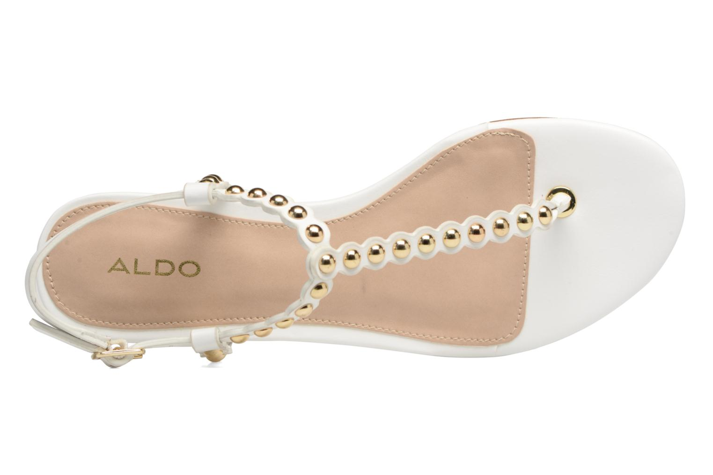 Sandali e scarpe aperte Aldo BALATA 70 Bianco immagine sinistra