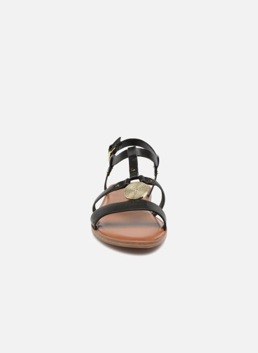 Sandales et nu-pieds Aldo CHICKASAW 96 Noir vue portées chaussures
