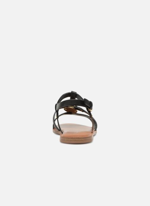 Sandales et nu-pieds Aldo CHICKASAW 96 Noir vue droite