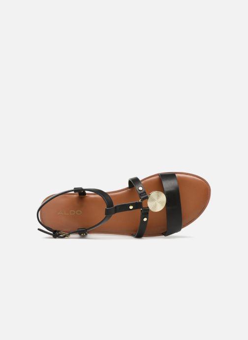 Sandales et nu-pieds Aldo CHICKASAW 96 Noir vue gauche