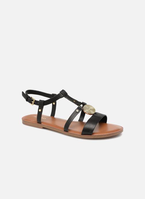Sandales et nu-pieds Aldo CHICKASAW 96 Noir vue détail/paire