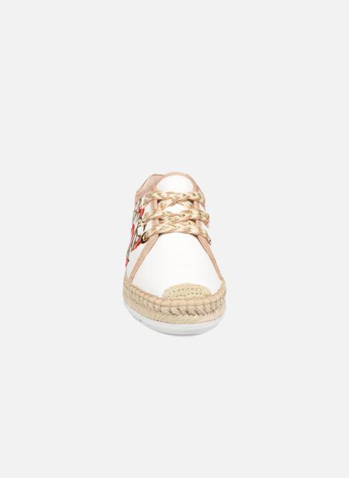 Baskets Aldo ETHEISA 32 Blanc vue portées chaussures