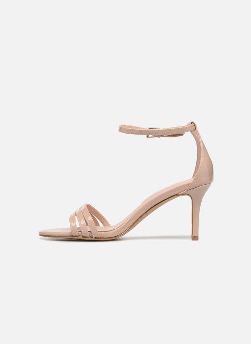 Sandales et nu-pieds Aldo GWUNG 32 Beige vue face