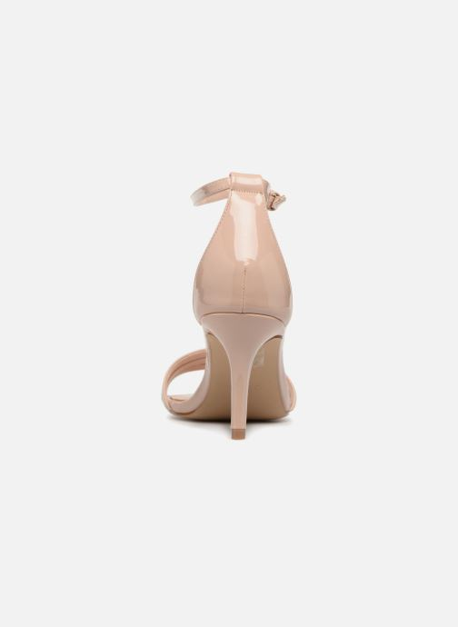 Sandales et nu-pieds Aldo GWUNG 32 Beige vue droite
