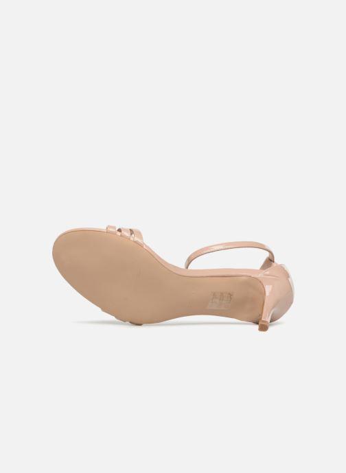 Sandales et nu-pieds Aldo GWUNG 32 Beige vue haut