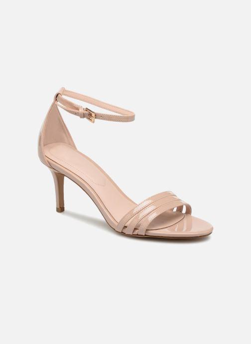 Sandales et nu-pieds Aldo GWUNG 32 Beige vue détail/paire