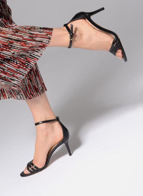 Sandales et nu-pieds Aldo GWUNG 95 Noir vue bas / vue portée sac