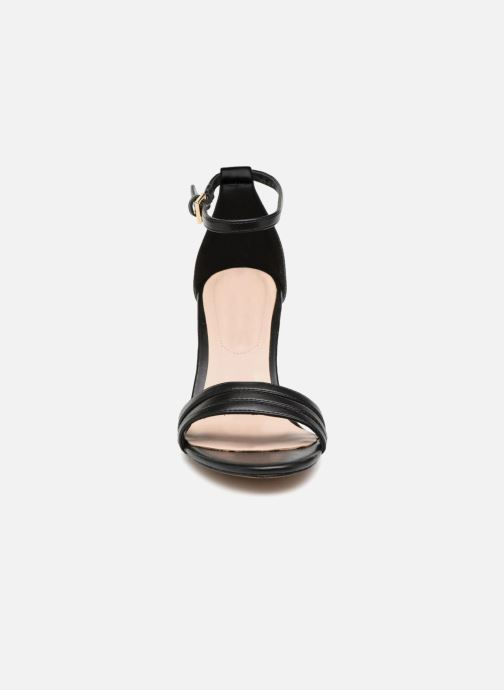 Sandales et nu-pieds Aldo GWUNG 95 Noir vue portées chaussures