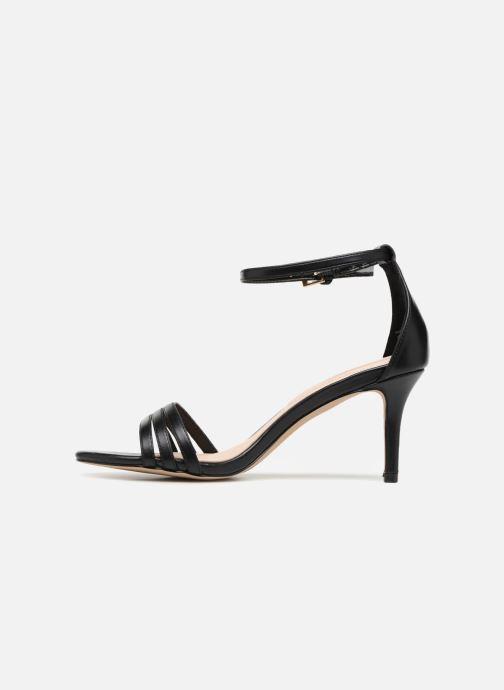 Sandales et nu-pieds Aldo GWUNG 95 Noir vue face