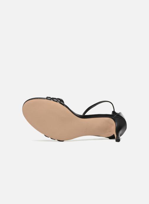 Sandales et nu-pieds Aldo GWUNG 95 Noir vue haut