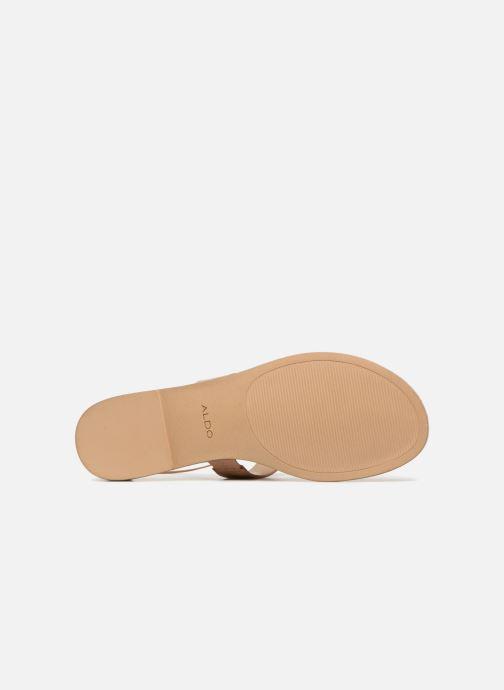 Sandales et nu-pieds Aldo KEYMA 28 Marron vue haut