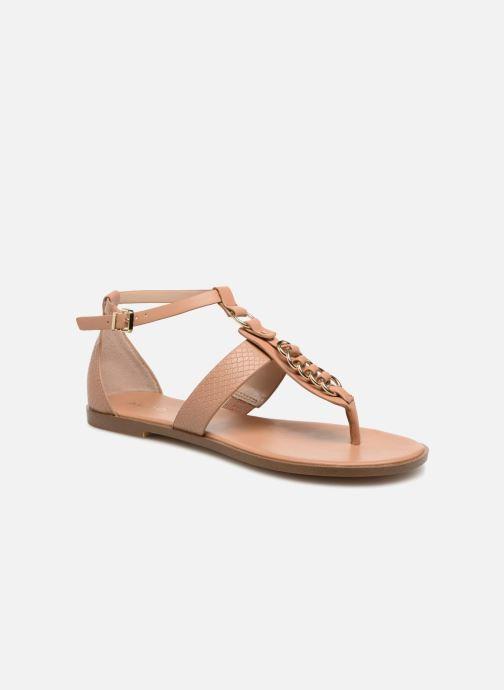 Sandales et nu-pieds Aldo KEYMA 28 Marron vue détail/paire