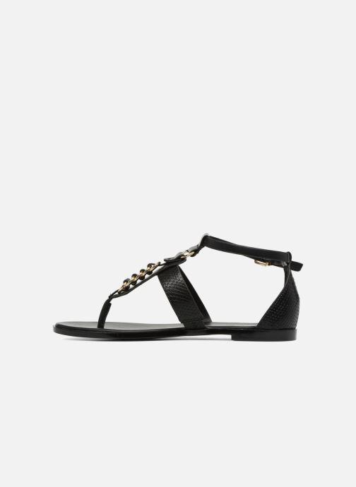 Sandales et nu-pieds Aldo KEYMA 96 Noir vue face