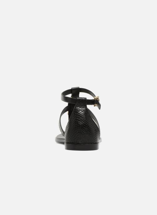 Sandales et nu-pieds Aldo KEYMA 96 Noir vue droite