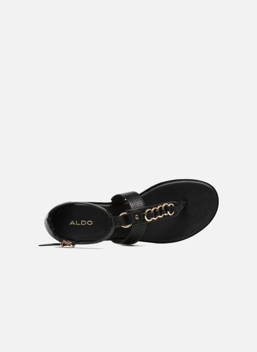 Sandales et nu-pieds Aldo KEYMA 96 Noir vue gauche