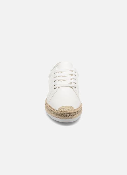 Baskets Aldo METHUEN 70 Blanc vue portées chaussures