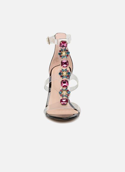Sandales et nu-pieds Aldo MONTESEGALE 90 Noir vue portées chaussures
