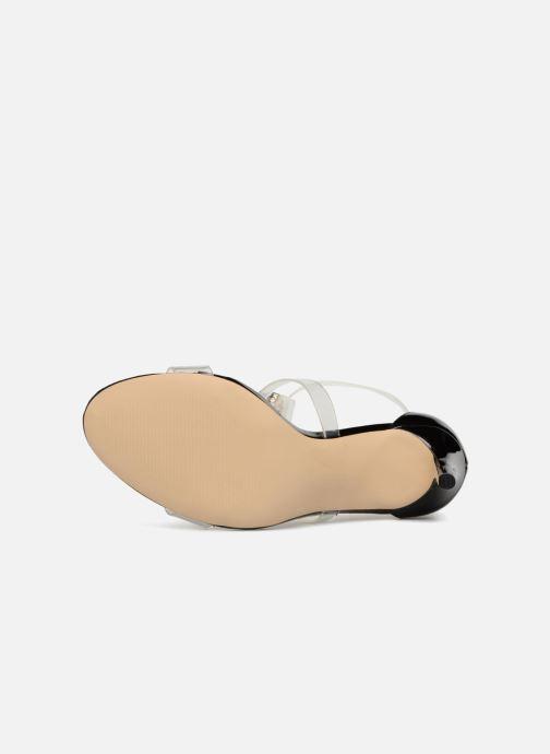 Sandales et nu-pieds Aldo MONTESEGALE 90 Noir vue haut