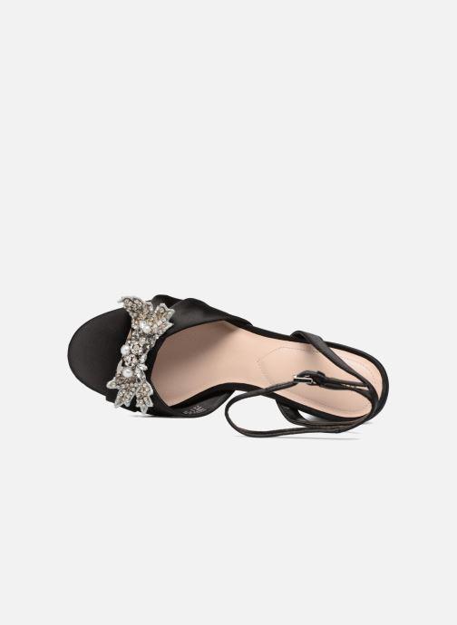 Sandales et nu-pieds Aldo SANSPERATE 94 Noir vue gauche