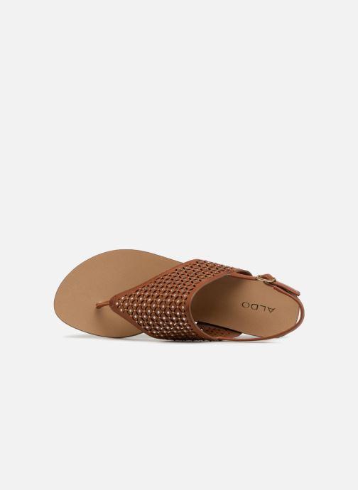 Sandali e scarpe aperte Aldo UNULLA 28 Marrone immagine sinistra