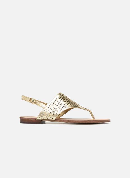 Sandales et nu-pieds Aldo UNULLA 82 Or et bronze vue derrière