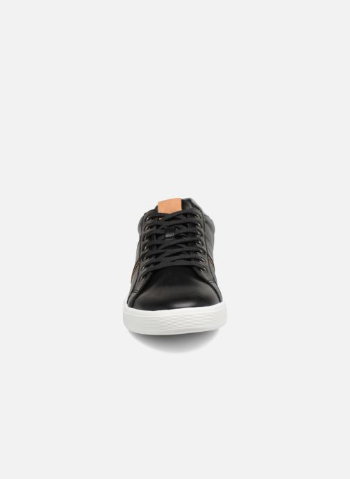 Sneaker Aldo LOVERICIA 97 schwarz schuhe getragen