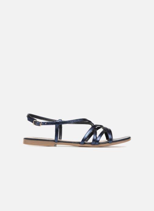 Sandales et nu-pieds Georgia Rose Luzaira Bleu vue derrière