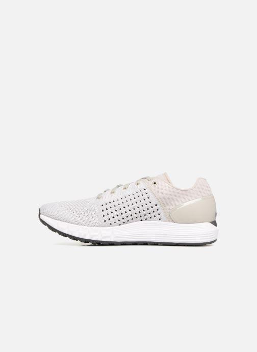 Chaussures de sport Under Armour UA HOVR Sonic NC Blanc vue face